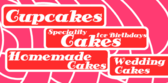 All Kinds of Cakes