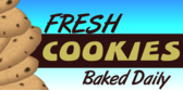Fresh Cookies Daily