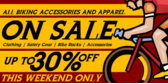 Biking Accessories On Sale