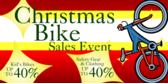 Christmas Bike Sale