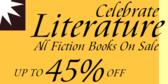 Celebrate Literature Sale