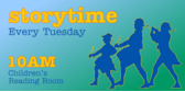 Childrens Storytime Tuesday