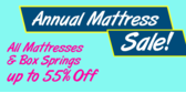 Annual Mattress Sale