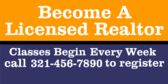 Become A Licensed Realtor