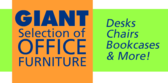 Giant Selection of Office Furniture