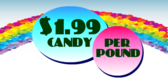 Candy by the Pound