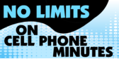 Cell Phone Minutes Unlimited