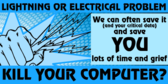 Electrical Kill Your Computer
