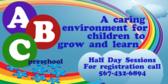 school banner template