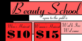 Beauty School Open to Public