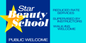beauty School Open Public