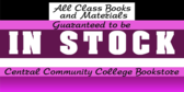 Class Books and Materials In Stock