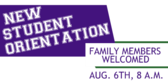 College Orientation Week Family Welcome