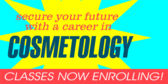 Secure Your Future with Cosmetology