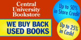 campus bookstore buy back