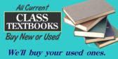 All Current Class Textbooks