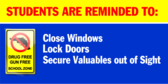 Lock Doors Secure Valuables