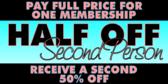 Gym Member Discount