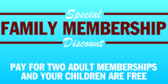 Gym Special Family Discount