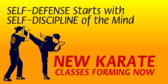 Self Defense Karate