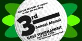 Annual Alumni Golf Tournament
