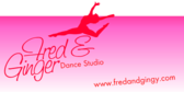 Dance Studio Logo Website