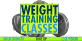 Weight Training Classes Free Weights