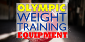 Olympic Training Equipment