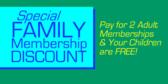 Special Family Membership