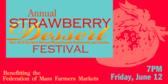 Strawberry Dessert Festival