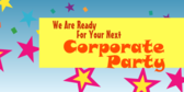 Ready for Your Next Company Party