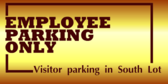 employee recognition signs