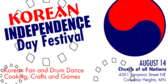 Korean Independence Day Festival