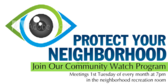Neighborhood Watch Call to Join