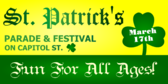 St. Patrick's Day Parade Blackletter