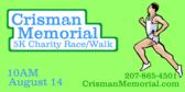 Crisman Memorial 5k