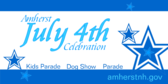 Amherst July 4th Celebration