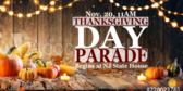 Trenton Thanksgiving Day Parade