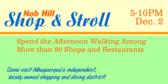Nob Hill Shop Stroll