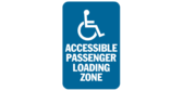 Accessible Passenger, Loading Zone