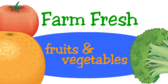 Farm Fresh Fruits and Veggies