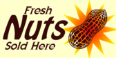 Fresh Nuts Sold Here