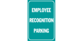 Employee Recognition Parking