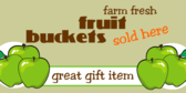 Fruit Basket Great Gift Item