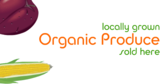 Local Organics Sold Here
