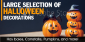 Halloween Sale (Decorations) #1