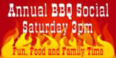 Annual BBQ Social