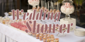 Wedding Shower