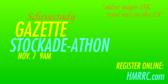 Gazette Stockadeathon