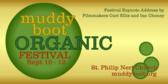 Muddy Boot Organic Festival